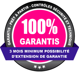 Autodiscount label 100% garantis