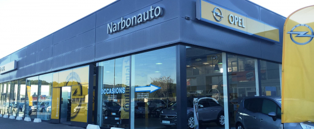 NARBONAUTO NARBONNE - OPEL