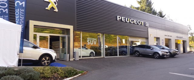 TRESSOL CHABRIER TULLE - PEUGEOT